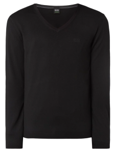 Sweter męski HUGO BOSS V-NECK